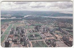 VENEZUELA(chip) - Puerto Ordaz, 02/96, Used - Paysages