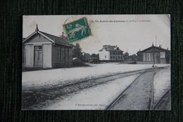 SAINT AUBIN Du CORMIER - L' Arrivée. - France