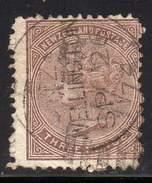 NOUVELLE ZELANDE / NEW ZEALAND : YT 54 COTE 85 € - 1855-1907 Kronenkolonie