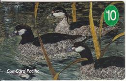 NAURU - Ducks In Wetlands, First Issue, Sample - Nauru