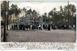 SOMARLUST 1904 Stempel Kobenhavn, Helsingborg - Dänemark