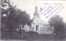 16 - Cognac - L Hotel De Ville - Cognac