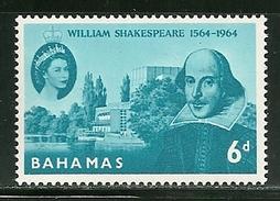 """Bahamas       """"Shakespeare""""     Set      SC# 201   MNH** - Bahamas (1973-...)"""
