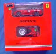 Ferrari 599XX Radiocontrolled  1/32 - Modèles R/C