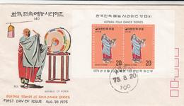 Korea / Dance - Corée (...-1945)