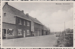 Moortsele Vijverstraat Oosterzele CPA Postkaart - Oosterzele