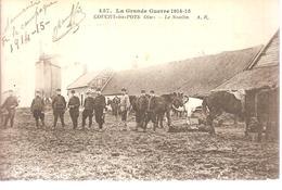 60 - Conchy-les-Pots (oise)  - Le Moulin - (écrit Couchy) - Francia