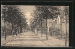 AK Kellinghusen, Blick In Die Lornsenstrasse - Kellinghusen