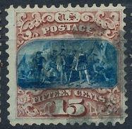 Stamp Us 1869 Scott#118 15c  Used Lot22 - Oblitérés