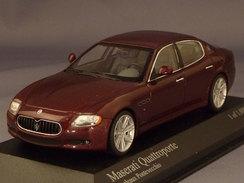 Minichamps 400123902, Maserati Quattroporte, 2009, 1:43 - Minichamps