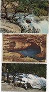 FONTAINE DE VAUCLUSE - 3 CP - La Source Par Hautes Eaux - Le Gouffre (93791) - Non Classés