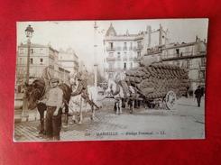 Franchement  / Attelage Provençal / Chevaux / Horse / Pferd / Cavallo / Paard Kar / Cart /  / Charrette  / LL  104 - Professions