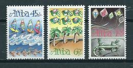 1990 Aruba Complete Set Child Welfare MNH/Postfris/Neuf Sans Charniere - Curaçao, Antilles Neérlandaises, Aruba
