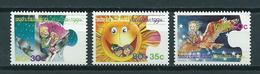 1994 Aruba Complete Set Child Welfare MNH/Postfris/Neuf Sans Charniere - Curaçao, Nederlandse Antillen, Aruba