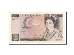 Grande-Bretagne, 10 Pounds, 1984, KM:379c, TTB - 1952-… : Elizabeth II