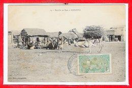 AFRIQUE --  DJIBOUTI --  Marché Au Bois - Djibouti