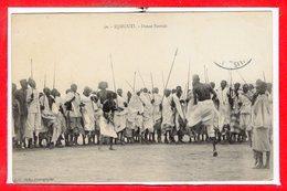 AFRIQUE --  DJIBOUTI -- Danse Somalie - Djibouti