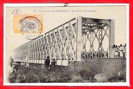 AFRIQUE --  DJIBOUTI -- Le Pont D'Aouache - Djibouti