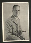 ITALIA - Foto Di UMBERTO Di SAVOIA Autografata (autografo Prestampato) - Personaggi