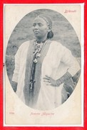 AFRIQUE --  DJIBOUTI -- Femme Abyssine - Djibouti