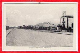 AFRIQUE --  DJIBOUTI -- Boulevard De La République - Djibouti