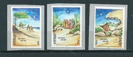 1999 Aruba Complete Set Christmas,kerst,weihnachten,noël MNH/Postfris/Neuf Sans Charniere - Curaçao, Antilles Neérlandaises, Aruba