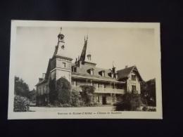 Environs Cosne D Allier Chateau De Baluftière - Autres Communes