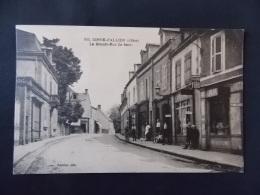 """510 Cosne D Allier La Grande Rue Le Haut Edit Roddier """" Devanture Pieces De Rechanges Pour Ford, Munitions """" - Autres Communes"""