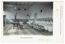 Une Pouponnière. Conservatoire Africain. Vendu Au Bébéfice Des Crèches De L´agglomération Bruxelloise. **** - Belgique