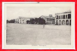 AFRIQUE --  DJIBOUTI -- Place Lagarde - Djibouti