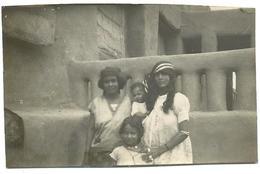 NIGER - Femmes Tonguis Razziées à La Mare D'Andérambouteau,  Photo Originale  Signée Et Datée  De 1928_ - Africa