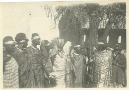 NIGER - Femmes De Mainé-Soara En Tenue De Fête,  Photo Originale - Africa