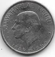 * India  50 Paisa 1964 B Km 57  Vf+ - Inde