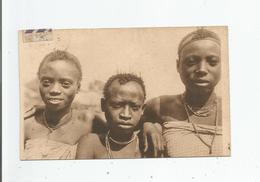 TYPES DE JEUNES FILLES BANYARUANDA (KIVU) 6     1928    (RWANDA) - Rwanda