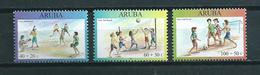 2003 Aruba Complete Set Child Welfare MNH/Postfris/Neuf Sans Charniere - Curaçao, Antilles Neérlandaises, Aruba
