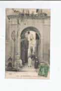 SOMMIERES 2282 PORTE ANTIQUE  (ANIMATION) 1916 - Sommières