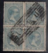 CUBA Nº 140. - Cuba (1874-1898)