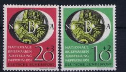 Bund: 1951  Mi  141 - 142  MNH/**/postfrisch/neuf Sans Charniere - Ungebraucht