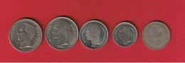 Vénézuela  --  Lot De 5 Monnaies - Venezuela