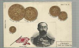 "-""""JAPAN  - Admiral  TOGO  "" !!! - Monnaies (représentations)"