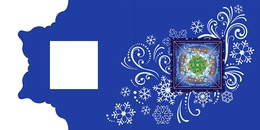 Russia 2016 Presentation Pack New Year Nouvel An SS 4 V MNH - Nieuwjaar
