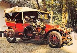 Auto Nagant 1910 Type 7000 J - 4 Cyl - Carrosserie D'Ieteren - Turismo