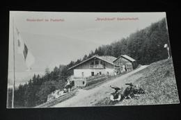 """57- Niederdorf Im Pustertal, """"Brandhäus!"""" Gastwirtschaft / Animiert, Animato - Italy"""