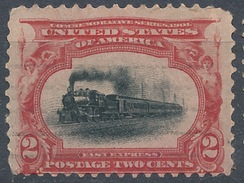 Stamp Us  1901   2c  Pan-American Exposition Issue  Used  Lot16 - Usados