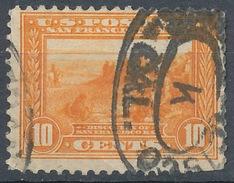 Stamp Us  1913   10c    Used  Lot35 - Etats-Unis