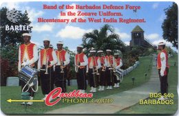 Band Of The Barbados Defence 88CB..........