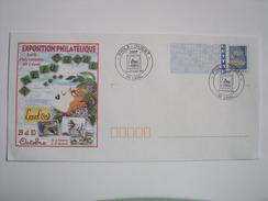 LAVAL - 53 - Phila-Ouest -  Enveloppe Prêt à Poster Et  Oblitération Du 29-30 Octobre  2005 - Postmark Collection (Covers)
