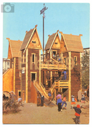"""Kazakhstan, Aqtöbe, Aire De Jeux """"Architecte"""", Sur Entier Postal 4 K., 1985, Neuve - Kazakistan"""