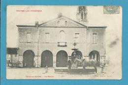 CPA La Mairie TRI-SUR-BAÏSE 65 - Autres Communes