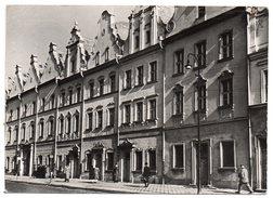 Pologne--OPOLE--1962--Kamieniczki W Rynku (animée)  Cpsm 15 X 10 N°?? éd  ???  --timbre.. - Pologne
